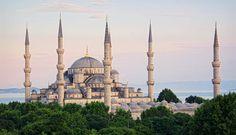 Las Mezquita Azul, Estambul