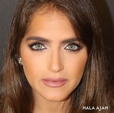 💜 #HalaAjam No Photoshop, Camera Lens, Makeup Looks, Beautiful, Make Up Styles, Make Up Looks