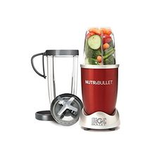 Magic Bullet Nutribullet 600 W Red Smoothie Blender Nutribullet 600, Whole Nut, Nutritious Smoothies, Juice Extractor, How To Make Smoothies, Smoothie Blender, Magic Bullet, Plastic Cups, Blenders