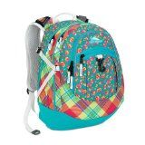 High Sierra Backpack Teal Flower Buy new backpack here