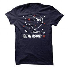 Ibizan Hound T Shirts, Hoodies. Get it here ==► https://www.sunfrog.com/Pets/Ibizan-Hound-111014216-Guys.html?41382 $23