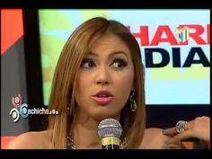 Lo que dice Sharmin Diaz de las declaraciones de Tania Baez @DivertidoJochy @SharminDiazE #Video - Cachicha.com