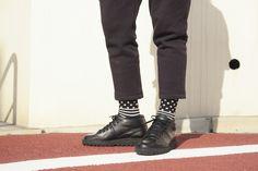 Världens gladaste stödstrumpor! Happy Socks stödstrumpor finns i flera härliga mönster och ger dina ben och fötter optimal komfort och stöd.