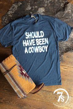 The Cowboy – Savannah Sevens Western Chic