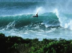 Tom Curren, winging it. Photo: Gilley