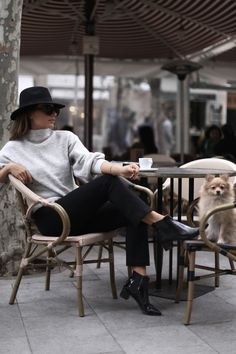 Coffee dates with the most important man in your life. Shop new season knitwear at Amazon Fashion