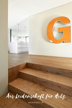 Wooden Stairs, Home Decor, Wood Floor, Apartment Interior, Engineered Wood, Stairway, Wooden Ladders, Wooden Staircases, Decoration Home