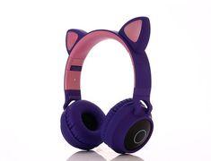 Wireless Cat Ear Headphones, Wireless Headphones, Monitor, Hifi Stereo, Earmuffs, Drown, Spinning Reels, Tech Gadgets, Speakers