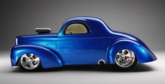 Hershy's Hot Rods   Willys coupe