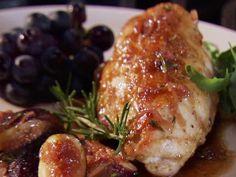 Chicken a la Vendemmia Napa Valley Style ~ Barefoot Contessa.