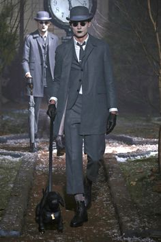 Thom Browne | Ready-to-Wear - Autumn 2016 | Look 1