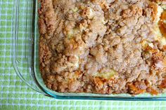 Overnight French Toast Casserole - I'm repinning because I made this casserole this past weekend and it was AMAZING. If I were to change ANYTHING about it, I'd double the recipe for the topping cause that was one of the best parts. Highly recommend this fantastic French Toast Casserole!!