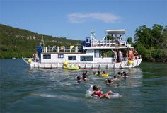 Sunshine Machine Boat Tours - Austin, Texas