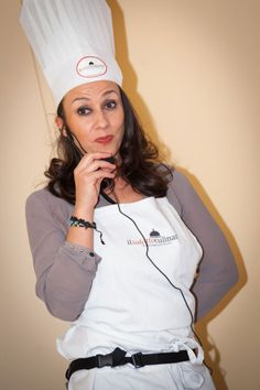 Mariagrazia Picchi, food stylist e consulente in campo eno-gastronomico. www.ilsalottoculinario.it