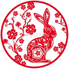 Year of the Rabbit tattoo idea