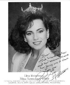 lisarobertson.com | lisa robertson qvc pictures - group picture, image by tag ...  Miss Tennessee 1989