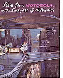 Motorola vintage ad