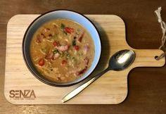 Oosterse soep met pindakaas en spekjes – Judoka Margriet Bergstra