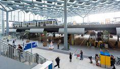Nieuw station - Den Haag Centraal