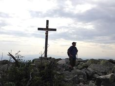 Lusengipfel Rocks, Hiking