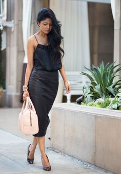 23 Street Chic: Street Style Fashion - Great summer outfit! I Love this look! #ashleniqapproved