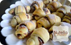 Nutella Crescents
