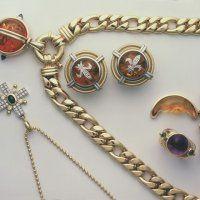 Bespoke Earrings - Bespoke Jewellery Bespoke Jewellery, Neck Piece, Hair Accessories, Pendants, Range, Bracelets, Earrings, Gold, Handmade