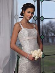 společenské šaty na míru lady 3028 - plesové šaty, svatební šaty, společenský salón