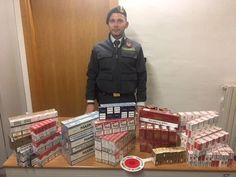 Contrabbando di sigarette nel Casertano, sequestrati 12 chili: l'operazione delle Fiamme Gialle a cura di Redazione - http://www.vivicasagiove.it/notizie/contrabbando-sigarette-nel-casertano-sequestrati-12-chili-loperazione-delle-fiamme-gialle/