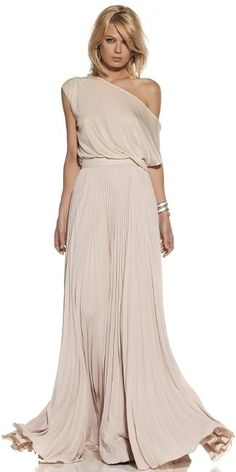 Warehouse ladder back mesh skirt maxi dress