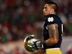Shocker Story: Manti Te'o's Deceased Girlfriend Never Supposedly Existed? Read more: http://www.hypebuzz.com/men/manti-teo.php