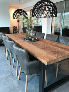 67 Dining Room Design He Will Surely , ? 67 Dining Room Design He Will Surely ? 67 Dining Room Design He Will Surely , Dining Table Lighting, Dining Room Table Decor, Dining Table Design, Living Room Seating, Dining Room Walls, Modern Dining Table, Rustic Table, Room Decor, Esstisch Design