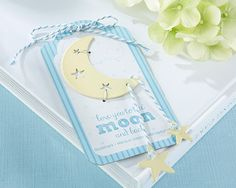To the Moon & Back Bookmark