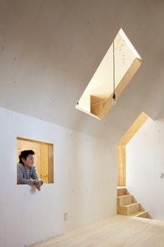 Ant-house / mA-style architects  Nakamura