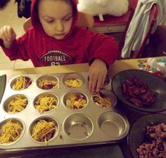 making healthy breakfast for kids #JennieO4Kids