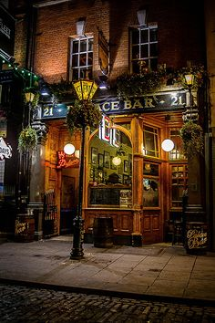 Palace Bar, Ireland.