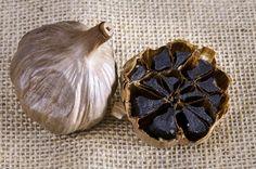Como fazer alho negro
