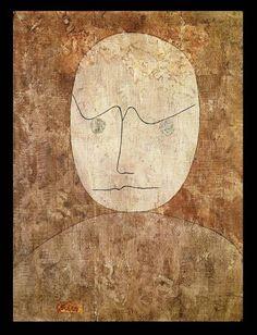 Paul Klee, Face