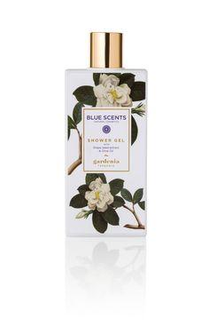 Blue Scents Shower Gel Gardenia