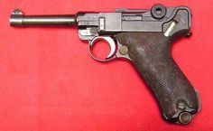P-08 German Luger