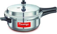 Prestige Aluminum Junior Pressure Pan * Additional details at the pin image, click it  : Pressure Cookers