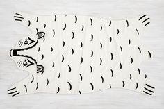 Heirloom Bear Blanket | R O X Y M A R J