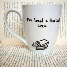 Repin if you (like us) need this mug! http://writersrelief.com/