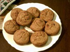 Sweet Potato Muffins! (No sugar)