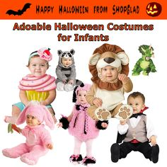 What can I say? These speak for themselves. Absolutely adorable.  #Halloween #HalloweenCostumes