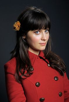 Zooey Deschanel 7 by jessica_tenenbaum, via Flickr