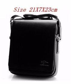 412001a8a6e7b bolsa masculina lançamento 2014 - importada Mochila Couro