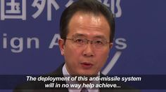 US Plans to Deploy Anti Ballistic Missile Systems to South Korea