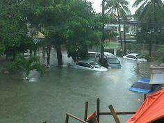 Typhoon Watch Philippines: Manila & Luzon Flood Photos Manila Luzon, Philippines, Channel, Weather, Watch, Outdoor Decor, Photos, Clock, Pictures