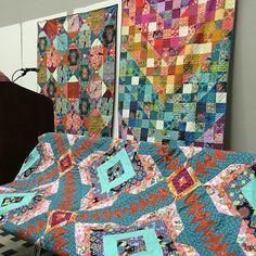 Houston Quilt Market - Anna Maria Horner